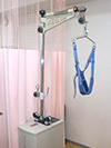 頸椎牽引機器