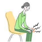 膝の症状について